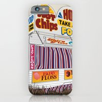 Carnival Food Van iPhone 6 Slim Case