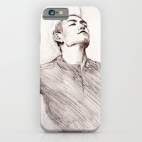 iPhone & iPod Case featuring Knock Out by Jordana Clarke