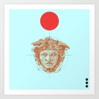 Hermes Art Print