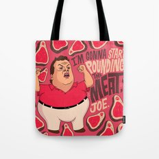 Chris Christie Is Going … Tote Bag