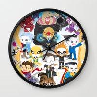 ULTIMATE MARVEL VS CAPCO… Wall Clock