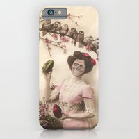 Mademoiselle Skull iPhone 6 Slim Case
