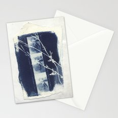 Cyanotype Collage Stationery Cards