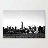 Empire State Building Skyline, New York City Canvas Print