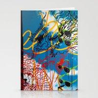 DRAGON/ SKY Stationery Cards