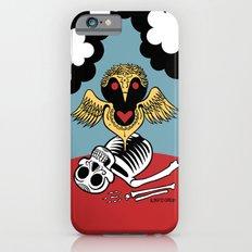 Búho de la Muerte iPhone 6s Slim Case