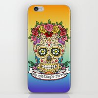 There Is More Time Than … iPhone & iPod Skin