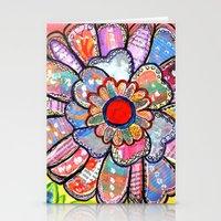 Florem Terrae Bright Stationery Cards