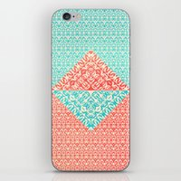 Retro Optical Fantasia iPhone & iPod Skin
