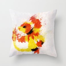 #126 Throw Pillow