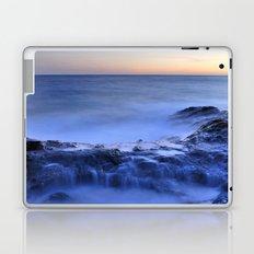 Blue seaside Laptop & iPad Skin