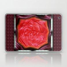 Abstract Rose Laptop & iPad Skin