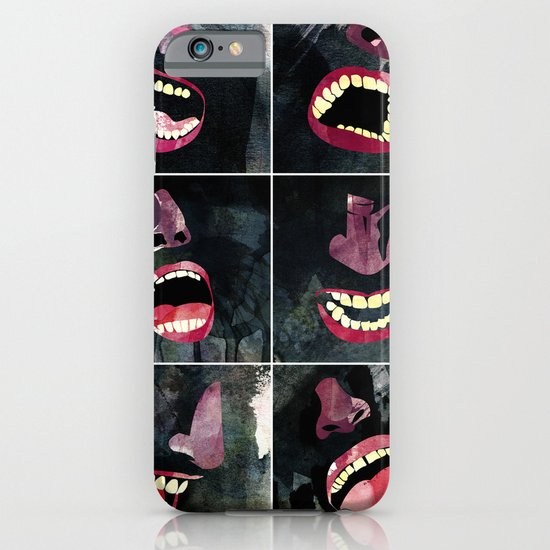 9 gritos iPhone & iPod Case