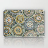 Boho Patchwork-Mineral C… Laptop & iPad Skin