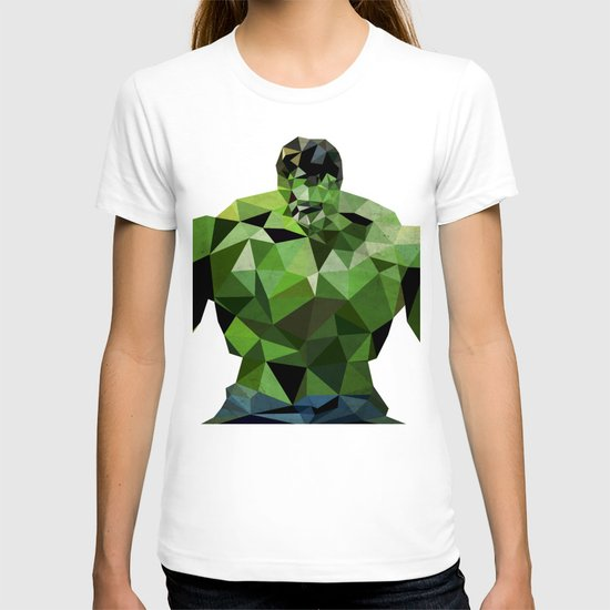 Polygon Heroes - Hulk T-shirt