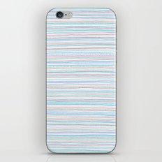 Pattern With Orange Dots iPhone & iPod Skin