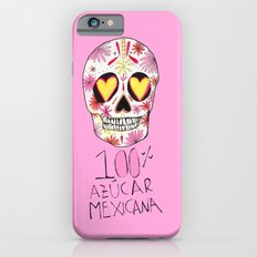 100% azucar mexicana Slim Case iPhone 6s