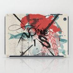 I Remember Nothing iPad Case