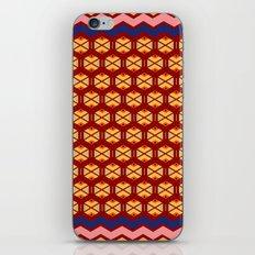 wayuu  pattern 2 iPhone & iPod Skin
