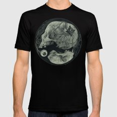 Still Death Mens Fitted Tee Black SMALL