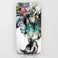 iPhone & iPod Case featuring FatToy Idleness* by RiversAreDeep