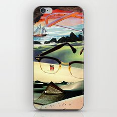 Elysian Fields iPhone & iPod Skin