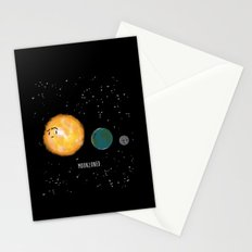 Moonzoned Stationery Cards