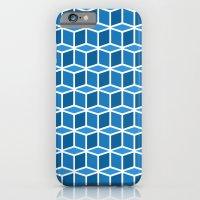 Blue Boxes iPhone 6 Slim Case