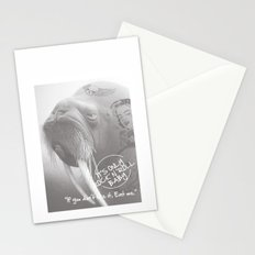 rock&roll Stationery Cards