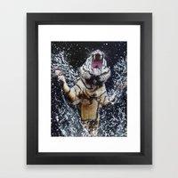 The Emerging Framed Art Print