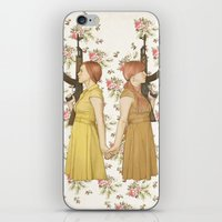 I Got Your Back iPhone & iPod Skin