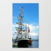 Sailing Vessel Canvas Print