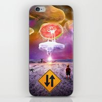 The Day of the Jellies iPhone & iPod Skin
