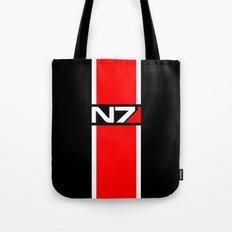 N7 Tote Bag