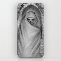 Pilgrimage iPhone & iPod Skin