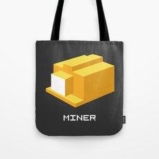 Miner Tote Bag