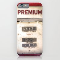 iPhone & iPod Case featuring Old Premiums by TS Photography