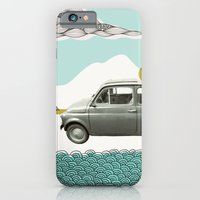 iPhone & iPod Case featuring Cinquecento by Rachel Russell