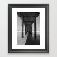 Rising Water: A Perspect… Framed Art Print
