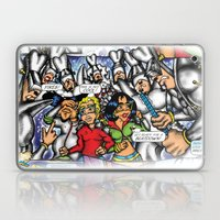 C2 & Posse (This is not Cool!) Laptop & iPad Skin
