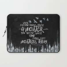 Six of Crows - Monster Laptop Sleeve