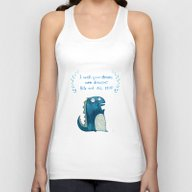 Postcard For Your Enemy Unisex Tank Top