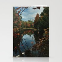New York Fall Stationery Cards
