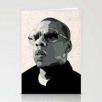 Jay Z Stationery Cards