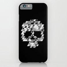Skull bw Slim Case iPhone 6s