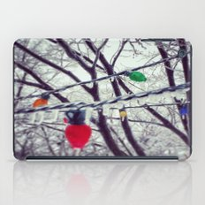 Frozen Lights iPad Case