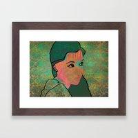 148. Framed Art Print