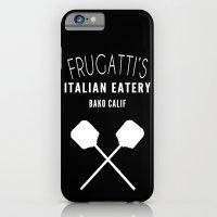 iPhone & iPod Case featuring FRUGATTI'S CALIF by big tony