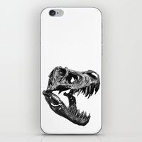 T Rex iPhone & iPod Skin