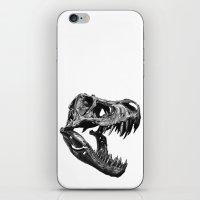 T Rex iPhone & iPod Skin